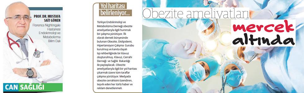 Obezite Ameliyatları Mercek Altında